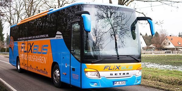 Flixbus: Viele Strecken bereits ab 1 Euro – z.B. Mainz-Frankfurt
