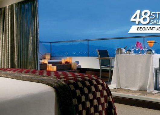 NH-Hotels: 48h Sale mit 15% Rabatt auf den besten Preis