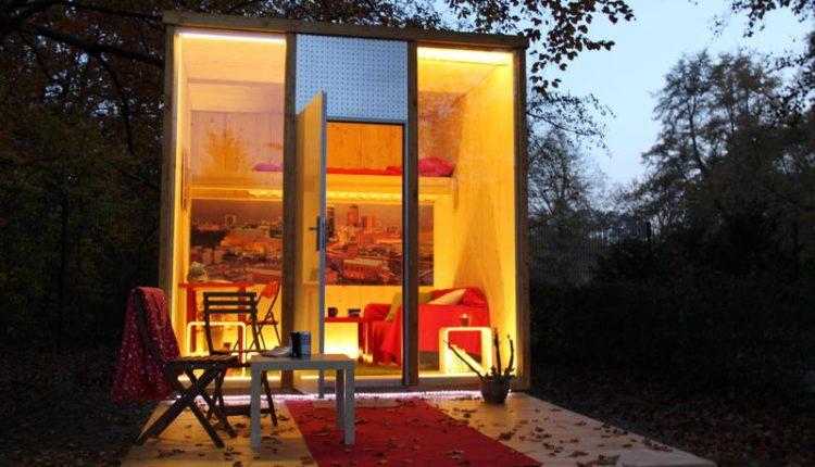 Ebay: 2 Übernachtungen zu zweit im Scube Park Berlin für 19 Euro (Preisfehler)