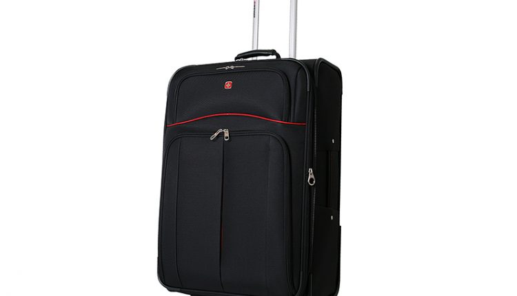 Wenger Reisetrolley Lugano in schwarz (76cm) für 59,95€ versandkostenfrei im Dealclub
