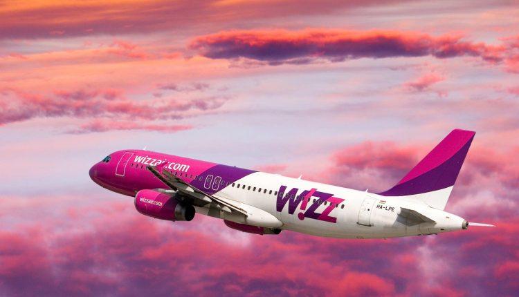 10. Geburtstag von Wizz Air: 2 Tickets zum Preis von 1 (nur heute!)