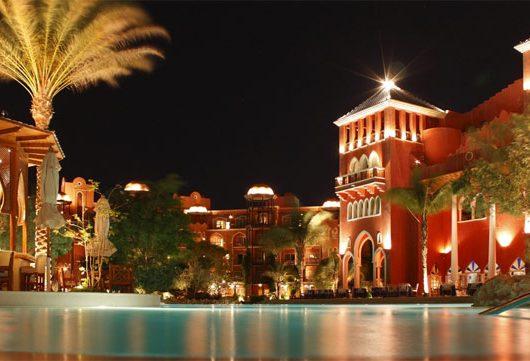 7 Tage Ägypten im 5* Grand Resort Luxus Hotel ab 289 € inkl. Flug bei ab-in-den-urlaub.de