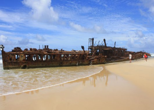 Australien: Die Unique Fraser Island Tour