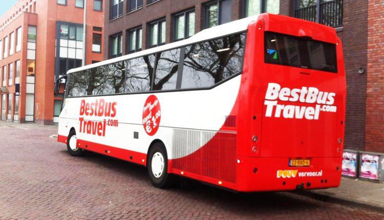 Fernbus: Von Berlin oder Hannover nach Amsterdam, Utrecht oder Enschede und zurück für 1€