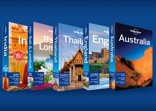 Lonely Planet: Zwei Reiseführer zum Preis von einem