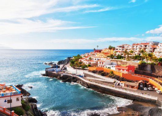 Teneriffa: Eine Woche im 3* Hotel inkl. Flug und Frühstück ab 306€