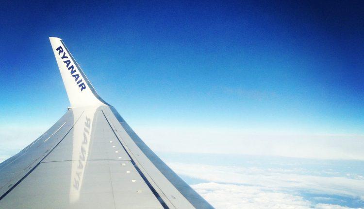 16€ Ryanair Gutschein auf Ryanair-Flüge über budgetair.fr