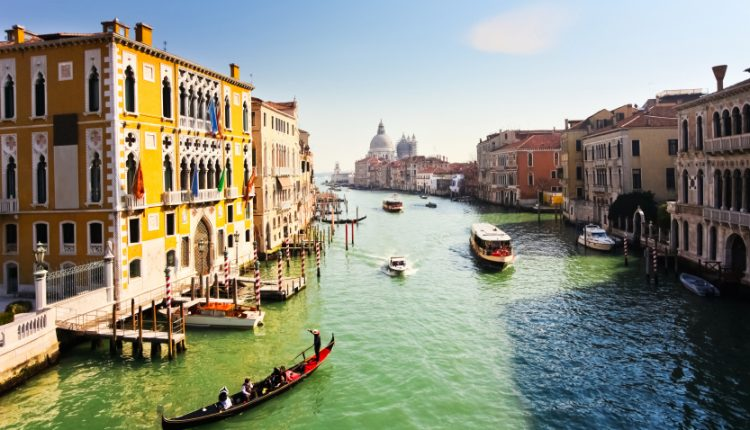 Kurztrip nach Venedig: 5 Tage im 4 Sterne Hotel mit Frühstück inkl. Flug ab 273 Euro pro Person