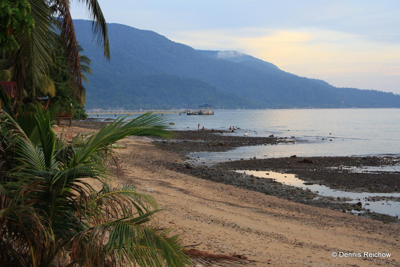 Tauchen in Südostasien - Die Bucht Air Batang