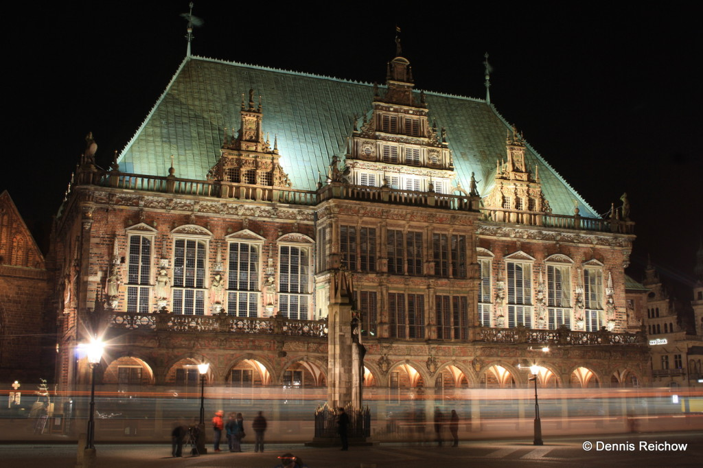 Reisetipps Bremen Rathaus