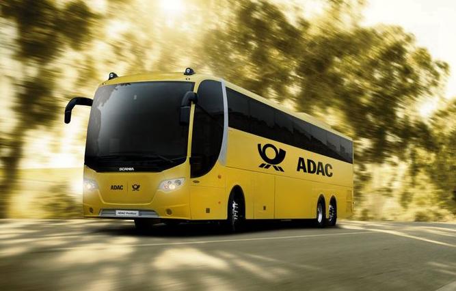 ADAC-Postbus: Zahlreiche lange Strecken für 14,99€, z.B. von Stuttgart, München, Frankfurt nach Berlin oder Hamburg