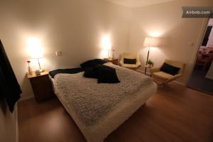 Cozy private room in Reykjavik city
