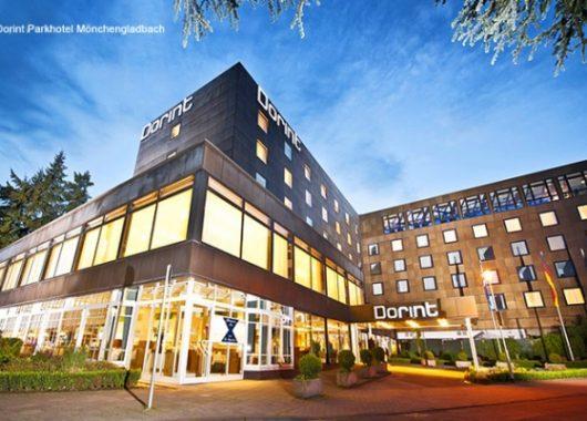 3 Tage für Zwei mit Frühstück in einem von 22 Dorint Hotels in Deutschland ab 89€