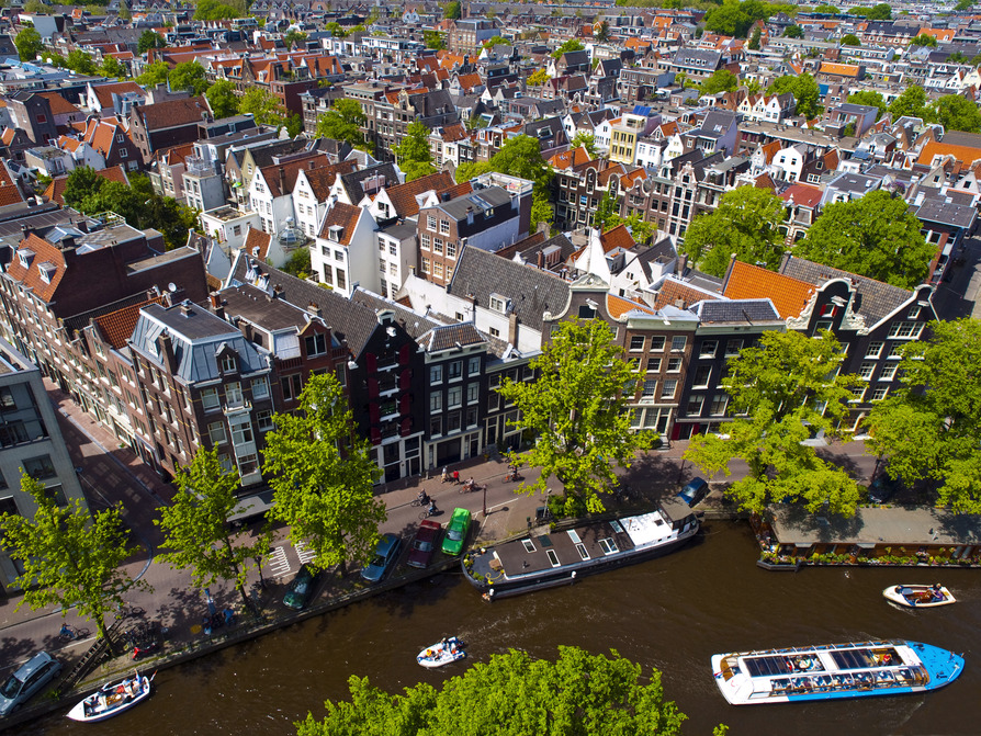 Amsterdam Holland Niederlande