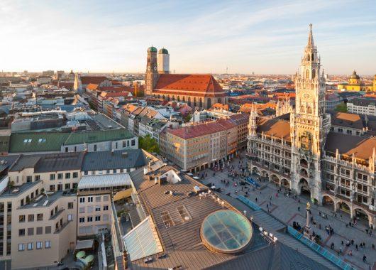 3 Tage zu zweit in München im 4-Sterne Hotel inklusive Frühstück für 129 Euro