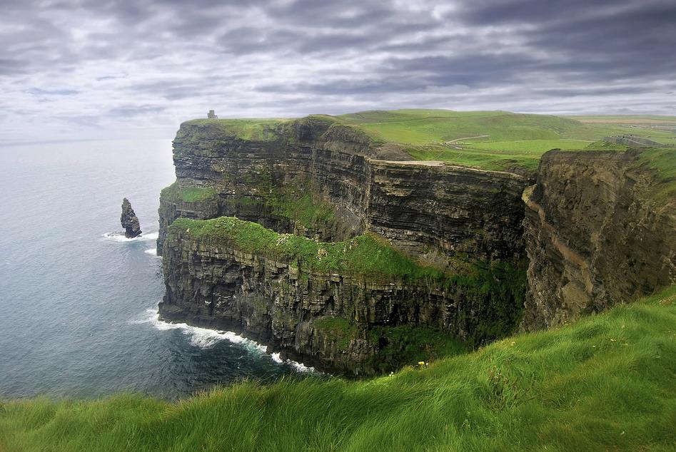Irland Küste Meer