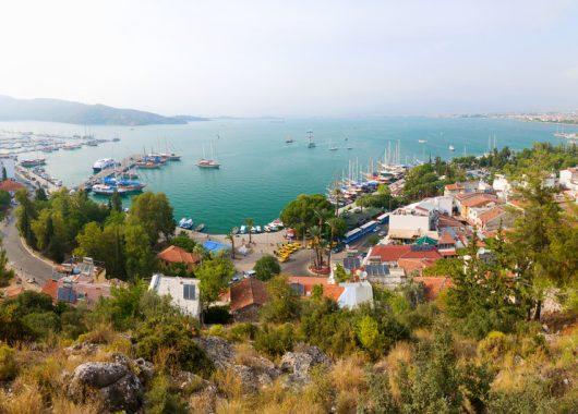 Im September 9 Tage in die Türkei ab 354 Euro pro Person mit Halbpension