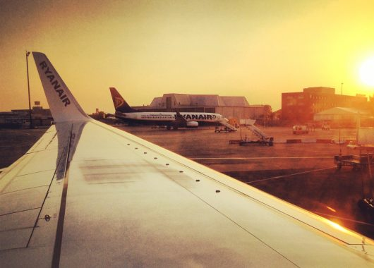 Bis 19 Uhr bei Ryanair: Innereuropäische Flüge von deutschen Flughäfen ab 5€ pro Strecke