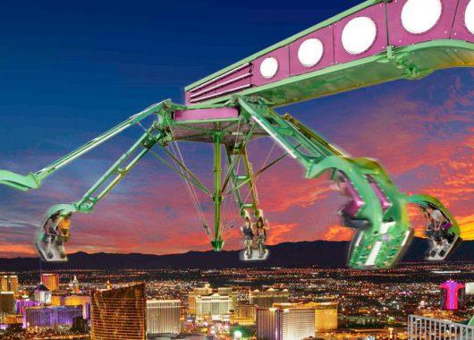 Las Vegas: Stratosphere Casino-Hotel für 9€ pro Person im Doppelzimmer + Towereintritt
