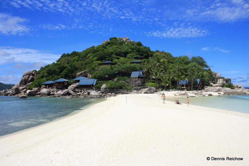 Auf der Insel Koh Nangyuan