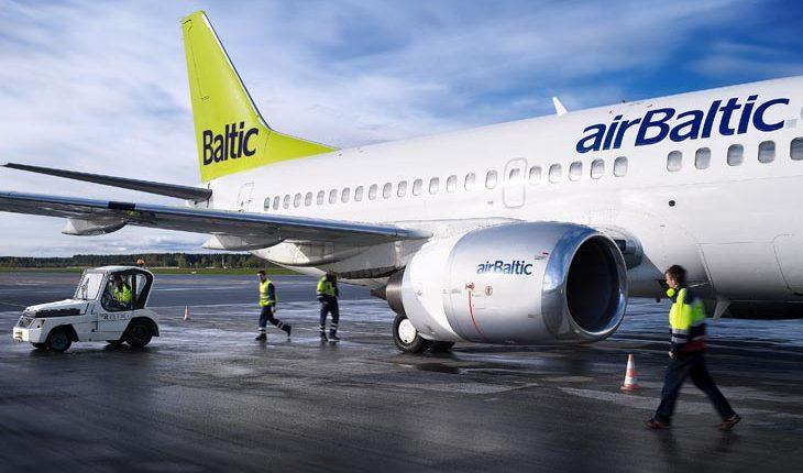 AirBaltic: Bis zu 20€ Rabatt auf euren nächsten Flug