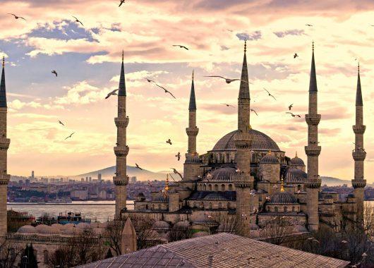 Winterflugplan 2013/14: Günstige Flüge nach Istanbul ab 86€