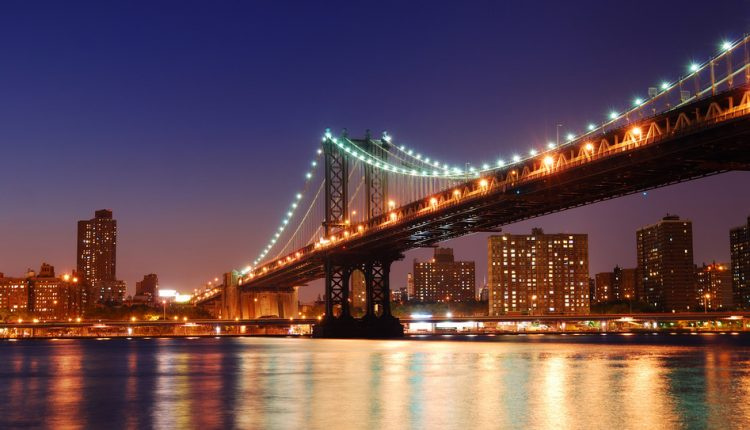 New York: 7 Tage im 3* Hotel in Manhattan mit Lufthansa-Flug für 793€