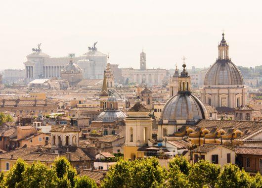 Städtereise nach Rom: 3 Tage zu zweit im 4-Sterne Hotel für 99 Euro inklusive Frühstück