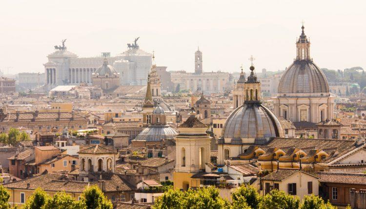 Individuelle Reise nach Rom: z.B. 7 Tage ab 190 Euro inklusive Flug, Hotel und Frühstück