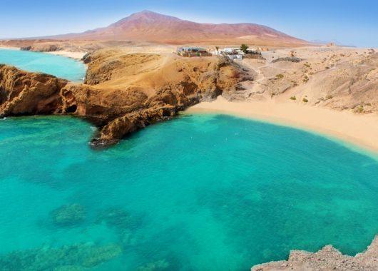 5 Tage Lanzarote inkl. Flug, Transfer und Hotel für 262€