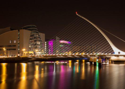 Individuell nach Dublin: 4 Tage im guten 3* Hotel inkl. Flug und Frühstück ab 138€