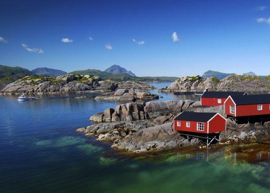 Last Minute Rundreise durch Norwegen: 6 Tage in zwei Hotels inkl. Frühstück, Mietwagen & Flügen ab 629€