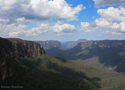 Die australische Ostküste – Teil 1: Die Blue Mountains