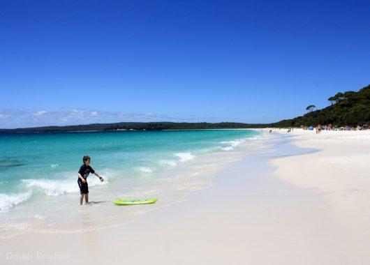 Die australische Ostküste – Teil 2: Hyams Beach
