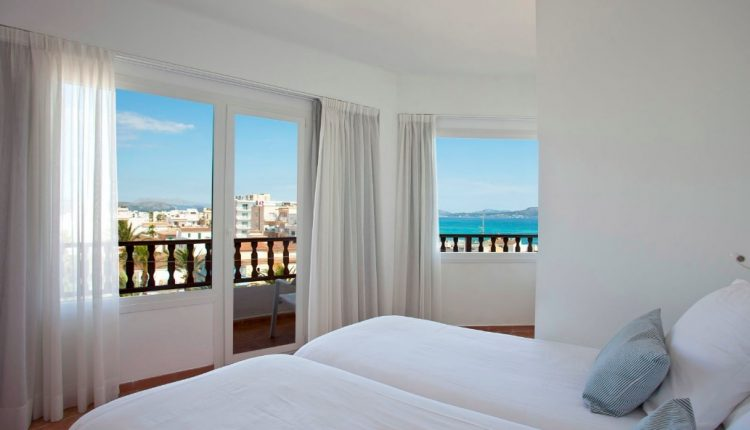 Eine Woche Can Picafort im einfachen Hotel inkl. HP, Flug & Transfer ab 249€