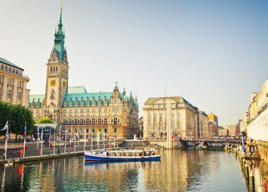 2 Tage Hamburg über Silvester im exklusiven 5* Hotel + Frühstück für 110€