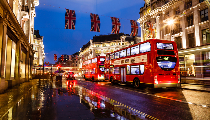 Individuelle Reise nach London: z.B. 6 Tage ab 235 Euro pro Person