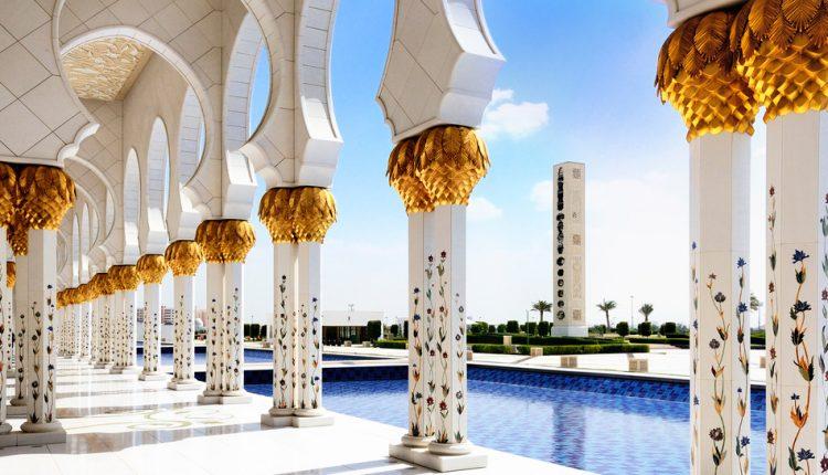 Arabische Emirate im Mai: 7 Tage im 5-Sterne Hotel in Abu Dhabi inklusive Frühstück ab 504 Euro pro Person