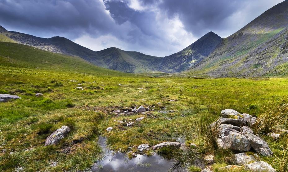 Berge Irland