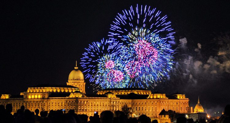 Silvester in Budapest: 4 Tage im 3* Hotel ab 127,50€ pro Person