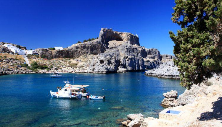 Lastminute: 2 Wochen Rhodos inkl. Flug, Hotel und Transfer für nur 366€