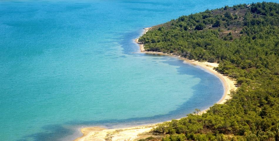 Türkei Küste Strand Meer