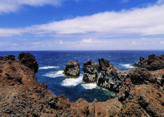 El Hierro – 5 Tage im besonderen 3* Hotel direkt am Meer + Flug für 296€
