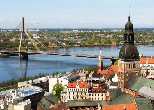 Riga zum Hammerpreis: 4-Sterne Hotel für 14,50 Euro pro Person