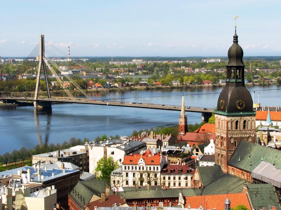 Riga Lettland
