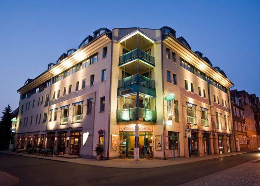 3 Tage Unesco Weltkulturerbe Eisenach im sehr guten 4* Wellness-Hotel mit Frühstück & Fahrradverleih für nur 149€ für zwei Personen