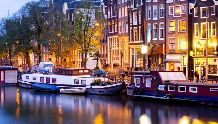 3 Tage Amsterdam im April – 5* Hotel und Flüge (ab Berlin) für 186€