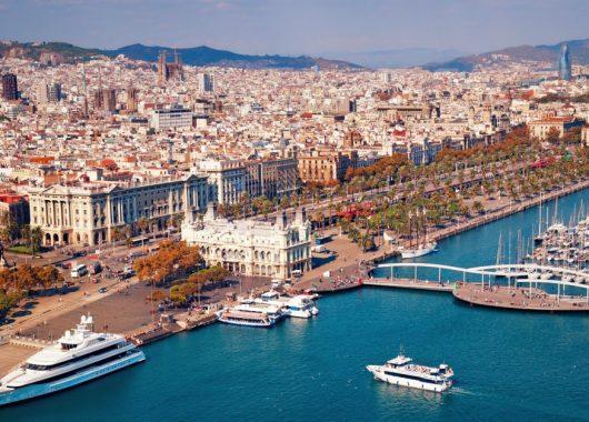 Mit Vueling ab 39,99€ nach Barcelona (September – März)