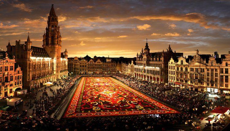 Städtereise nach Brüssel: 3 Tage im guten 4* Hotel ab 128 Euro inkl. Flug ab Berlin