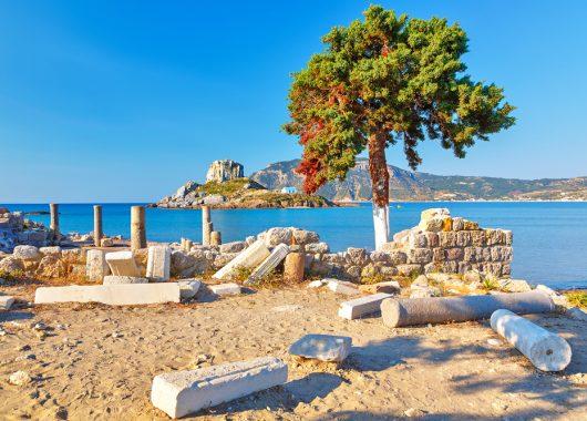 Kurzurlaub Kos: 4 Tage im 3*Hotel mit Flug, Transfers und Rail & Fly ab 244€